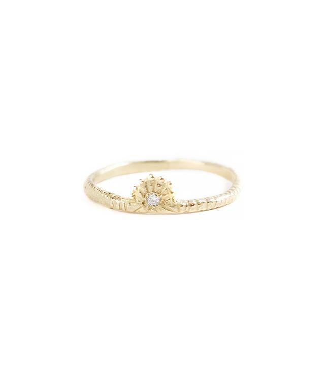 Yayoi Forest Dawn Ring