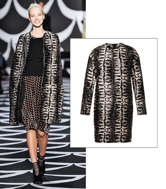 Diane von Furstenberg Cymbeline Coat