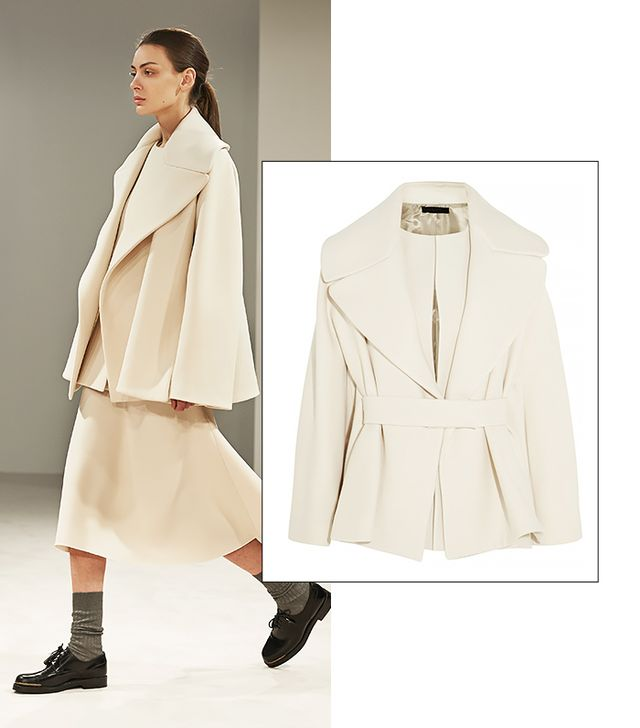 The Row Laira Wool-Blend Coat