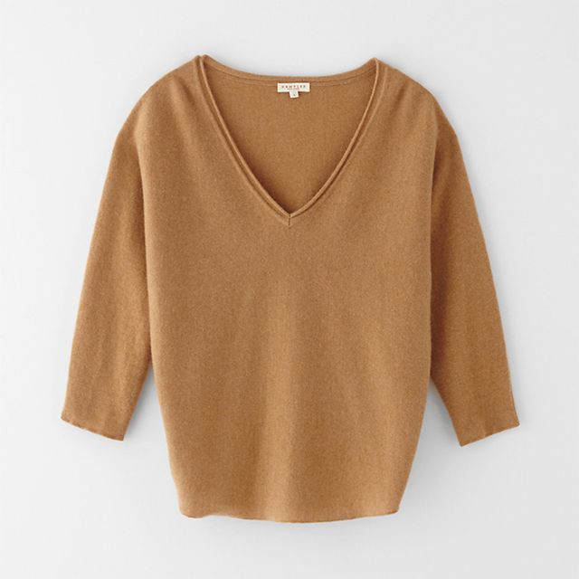Steven Alan Piper Cashmere Sweater