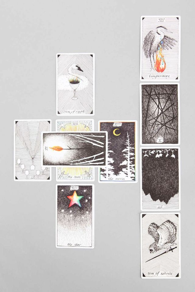 Urban Outfitters The Wild Unknown Tarot Card Set
