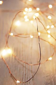 Urban Outfitters Firefly String Lights