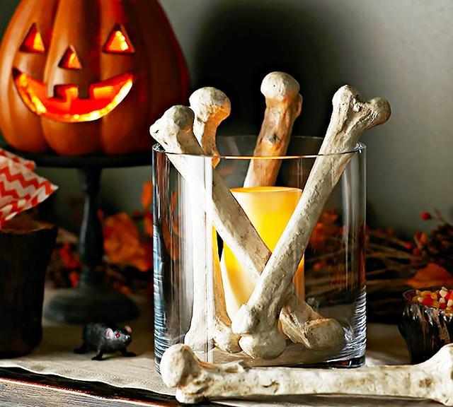 Pottery Barn Bones Vase Filler