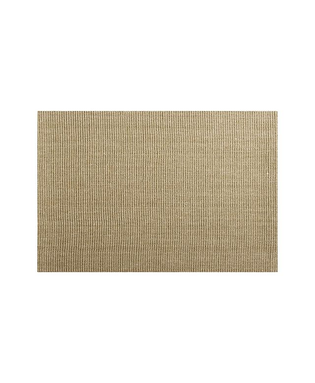 Crate & Barrel Sisal Almond Rug