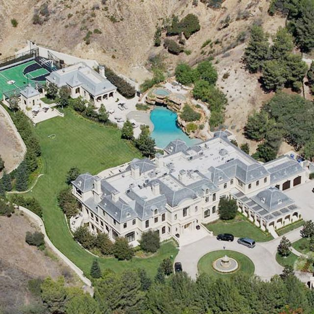 Mark Wahlberg's New Mansion Is Utterly Ridiculous
