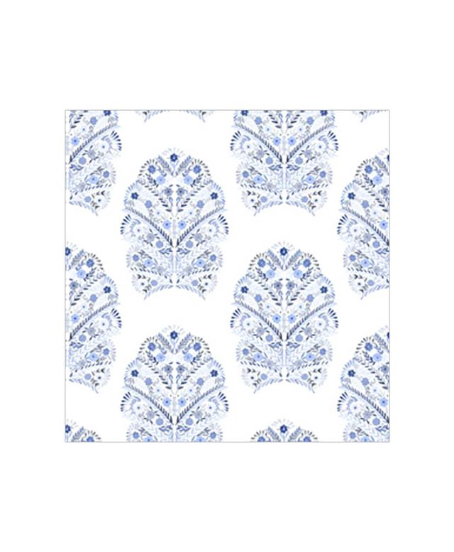 "Kreme,Target Threshold ""Margarita Floral (Indigo)"" Wallpaper"