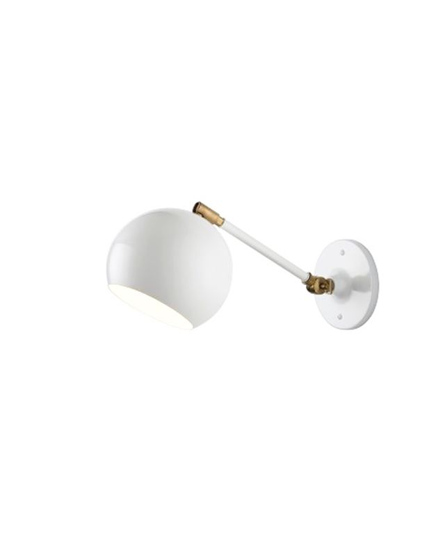Schoolhouse Electric Long-Arm Isaac Sconce