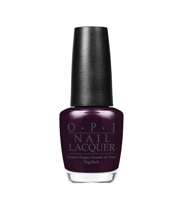 OPI Classic Nail Lacquer in Lincoln Park After Dark
