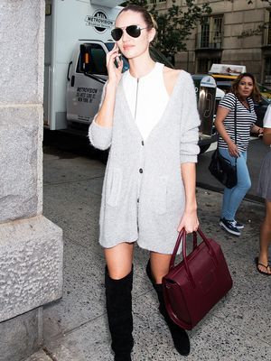 How to Recreate Candice Swanepoel's Insanely Cool Look
