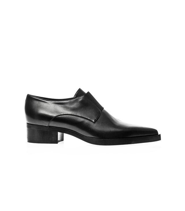 Stella McCartney Frankie Faux-Leather Loafers