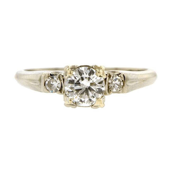Doyle & Doyle Vintage Engagement Ring