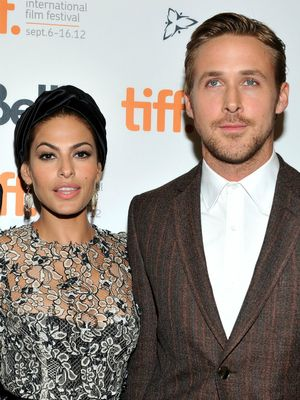 Ryan Gosling and Eva Mendes Have Named Their Daughter...