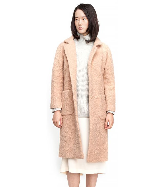 Need Supply Co. Teddy Wrap Coat