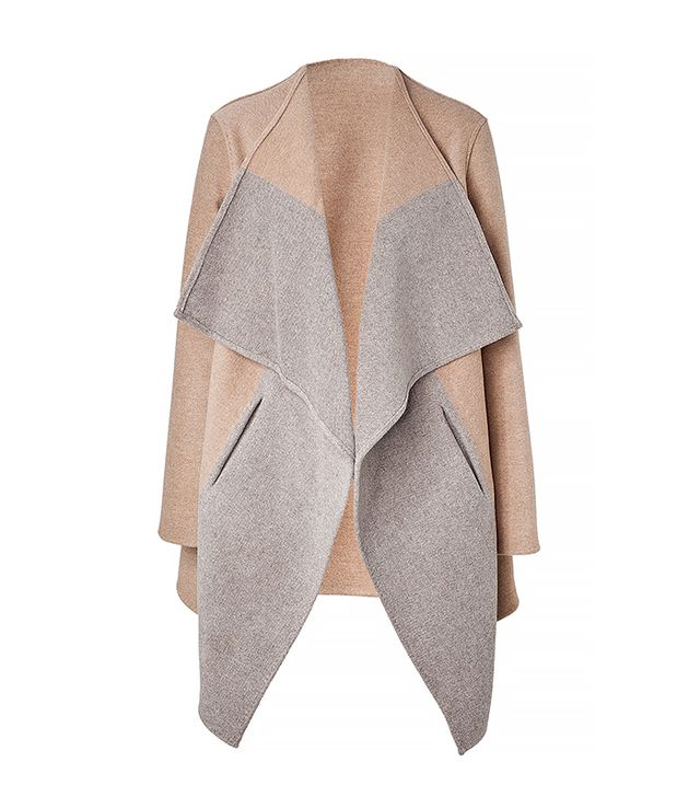 Closed Wool-Cashmere Cardigan Coat