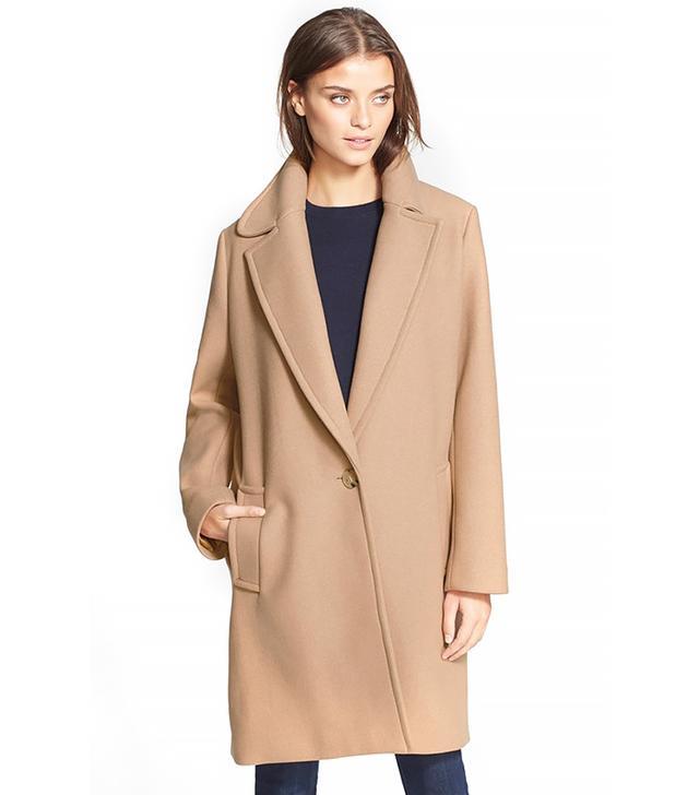 Theory Razan Coat