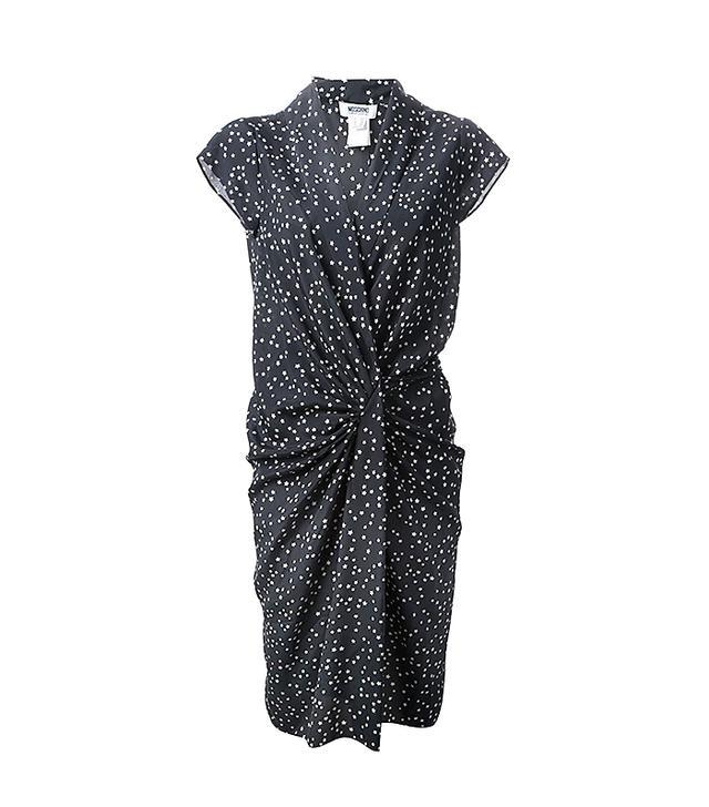 Moschino Cheap & Chic Star Print Dress