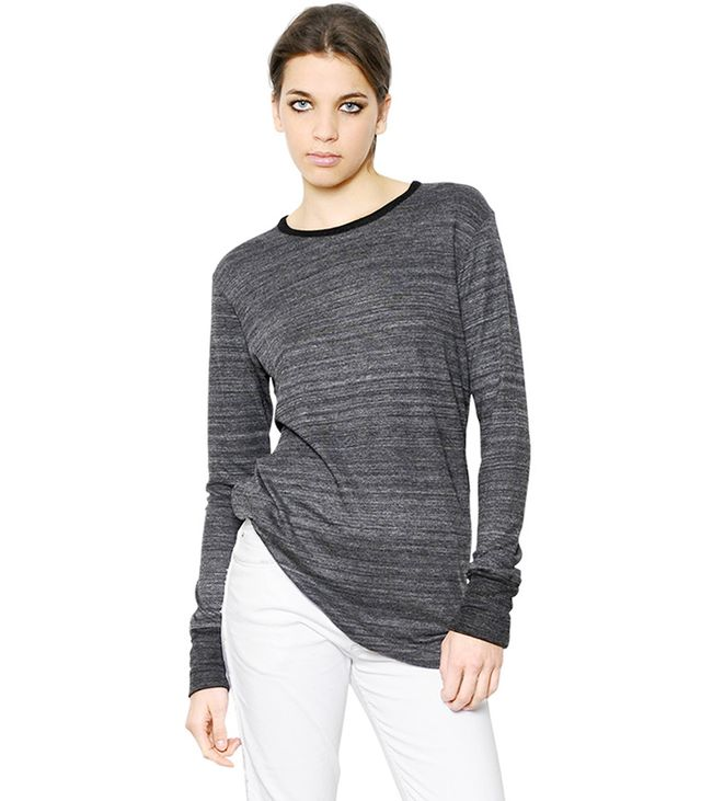 Isabel Marant Étoile Viscose Blend Jersey T-Shirt