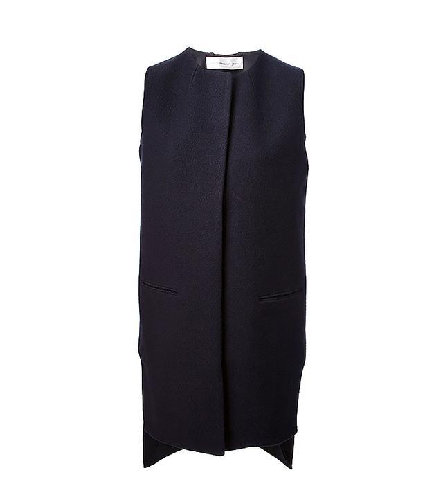 Victoria Beckham Long Waistcoat