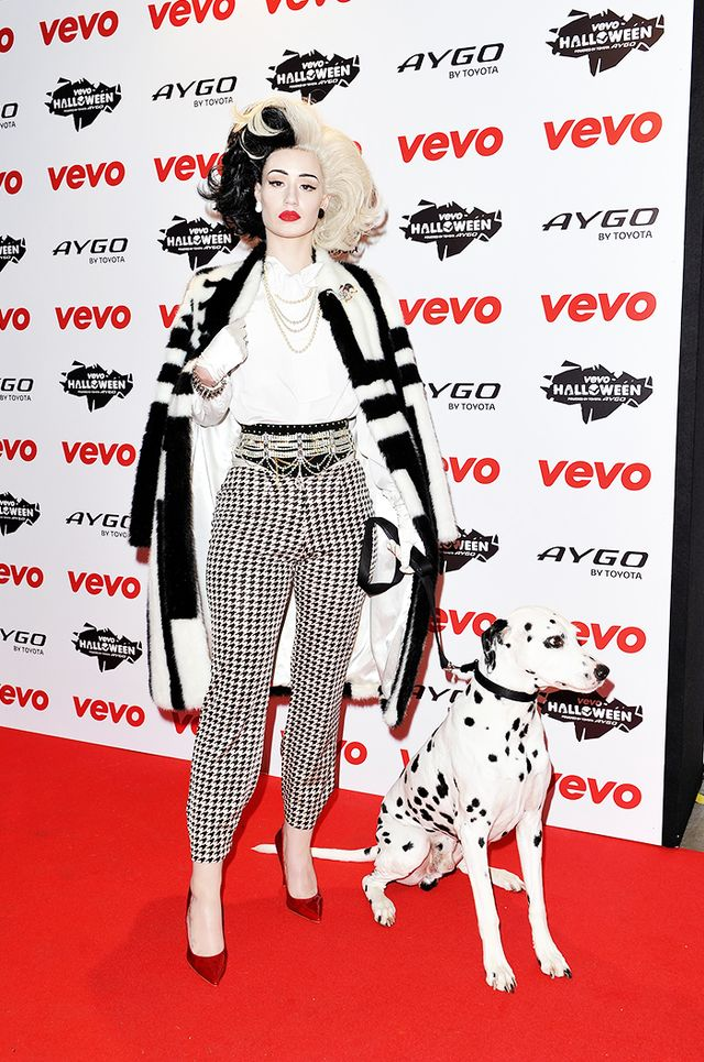 The 17 Best Celebrity Halloween Costumes of ALL Time