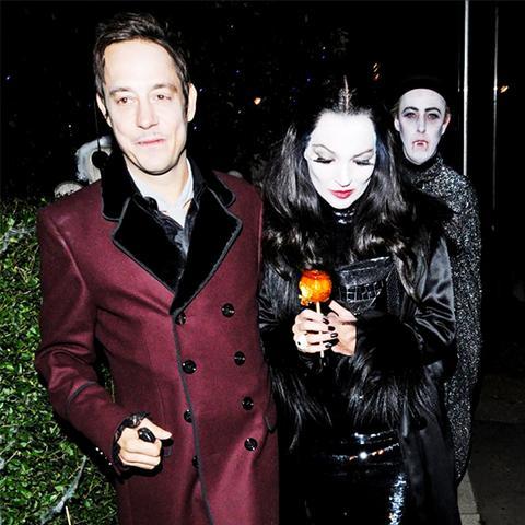 Fashion Celebrity Halloween Costume Ideas Kate Moss