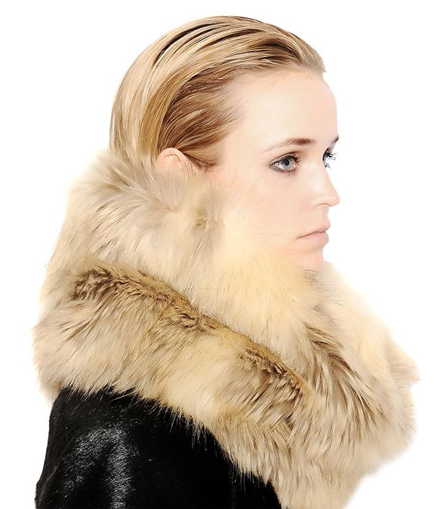 Urbancode Faux Fur Collar