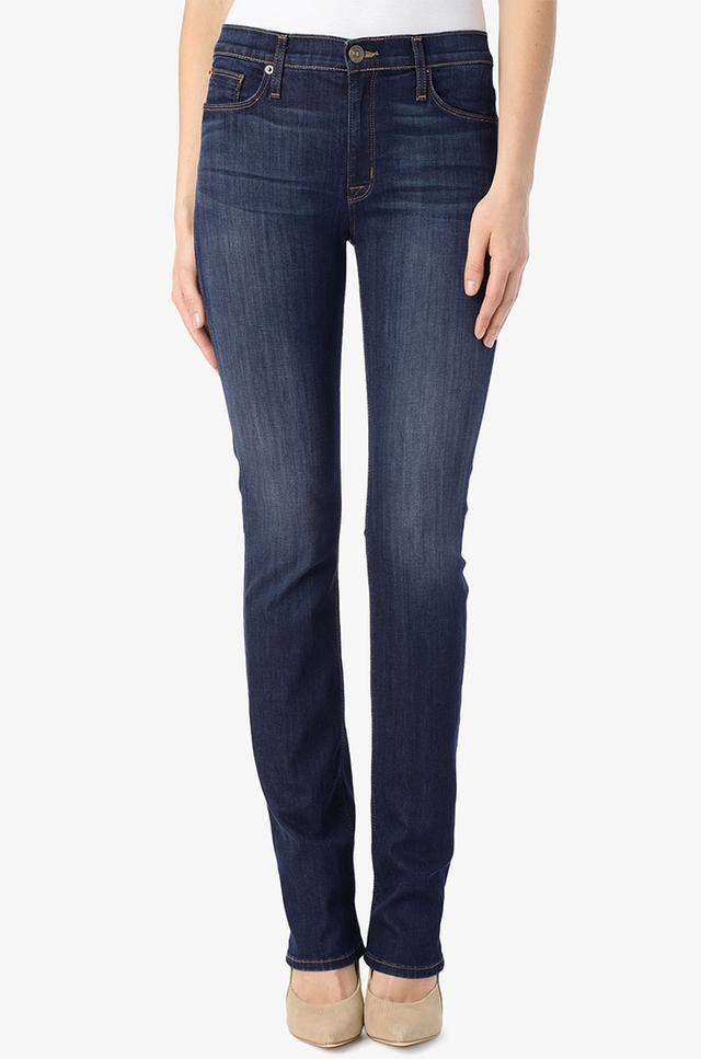 Hudson Jeans Tilda Mid-Rise Cigarette Jeans