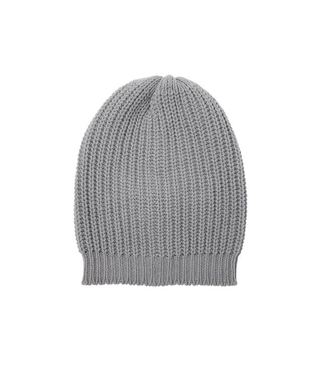 Rick Owens Rib Extra Fine Merino Wool Knit