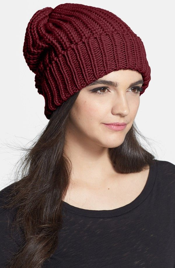 Phase 3 Chunky Knit Beanie