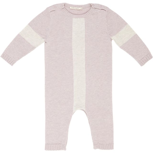 Tane Organics Colorblock Knit Coverall