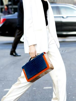 Tip of the Day: Sharpen Your Look With a White Suit