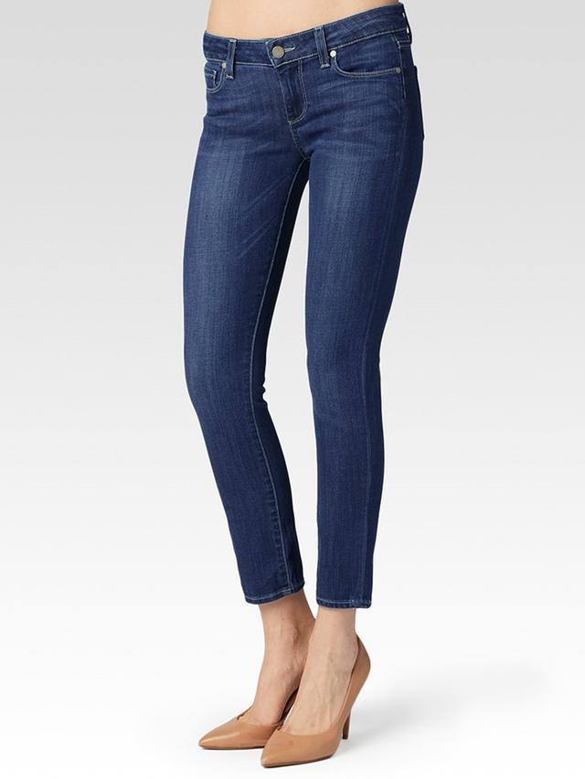 Paige Denim Skyling Ankle Peg Jeans