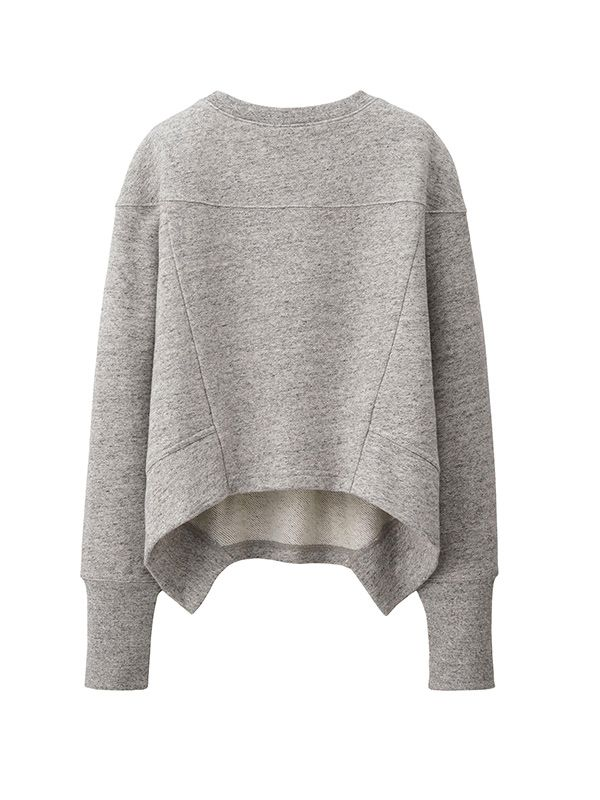 Uniqlo Urban Sweat Long Sleeve Pullover