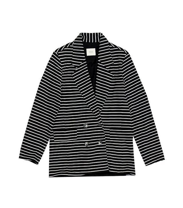 Wren Stripe Blazer