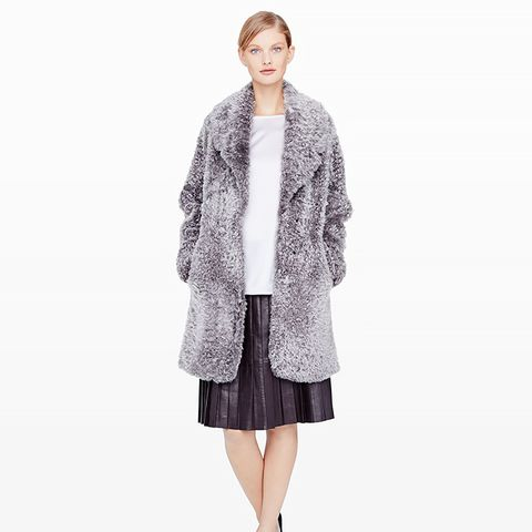 Kay Shearling Coat