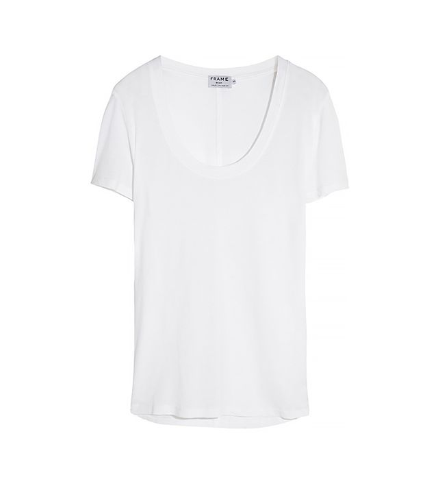 Frame Denim Le Classic Supima Cotton-Jersey T-Shirt