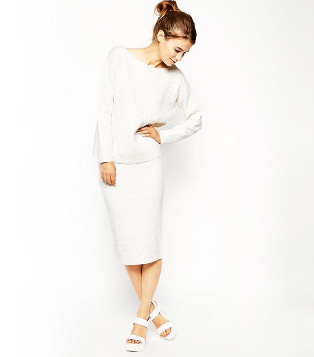 ASOS Co-ord Skirt