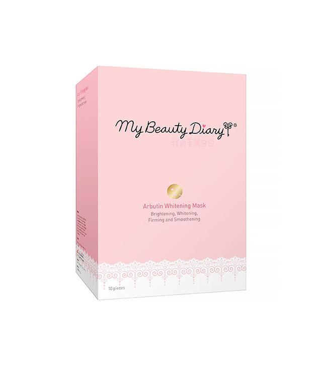 My Beauty Diary Arbutin Whitening Mask