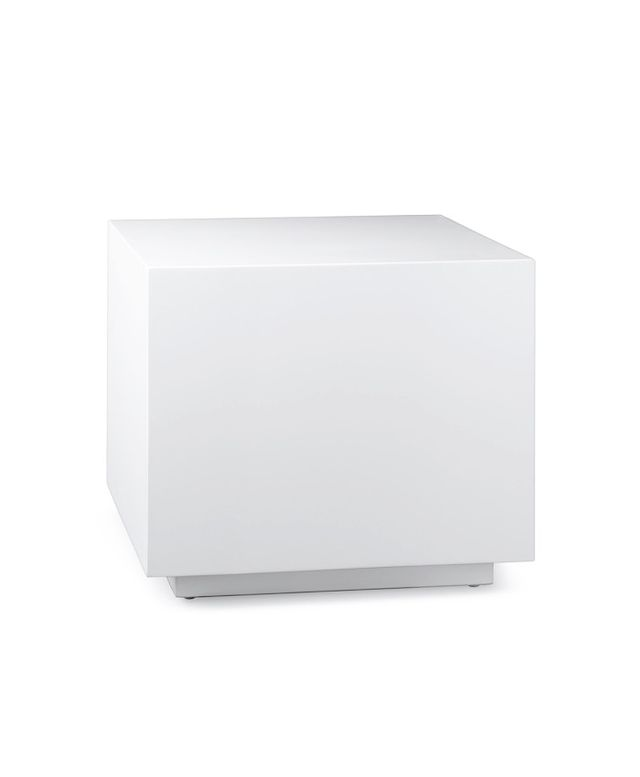 Williams-Sonoma Lacquered Bunching Cube