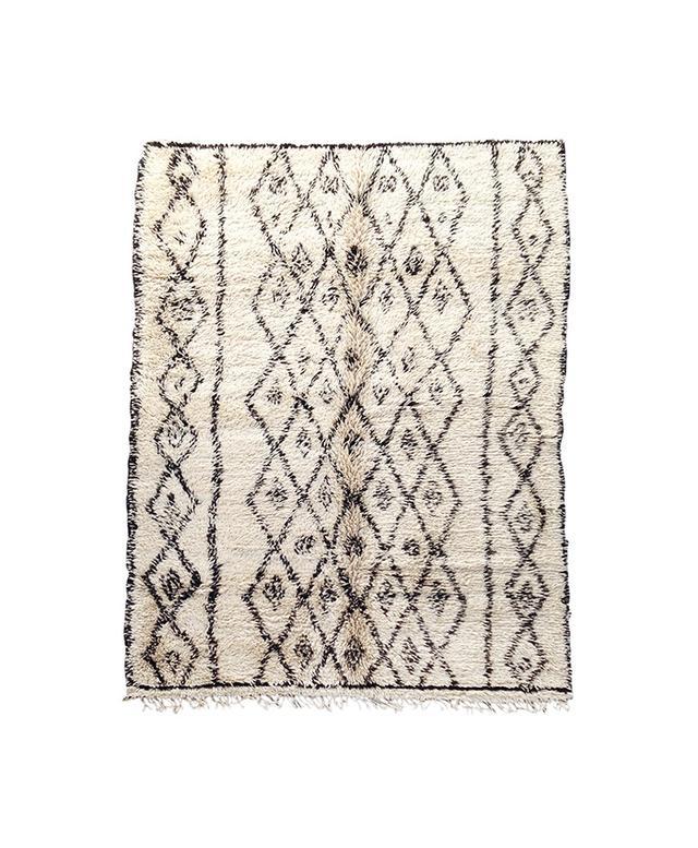 Jonathan Adler Beni Ourain Vintage Moroccan Rug