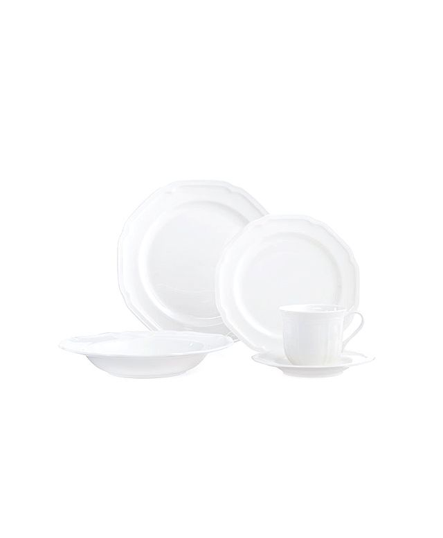 Mikasa Antique White 5 Piece Place Setting