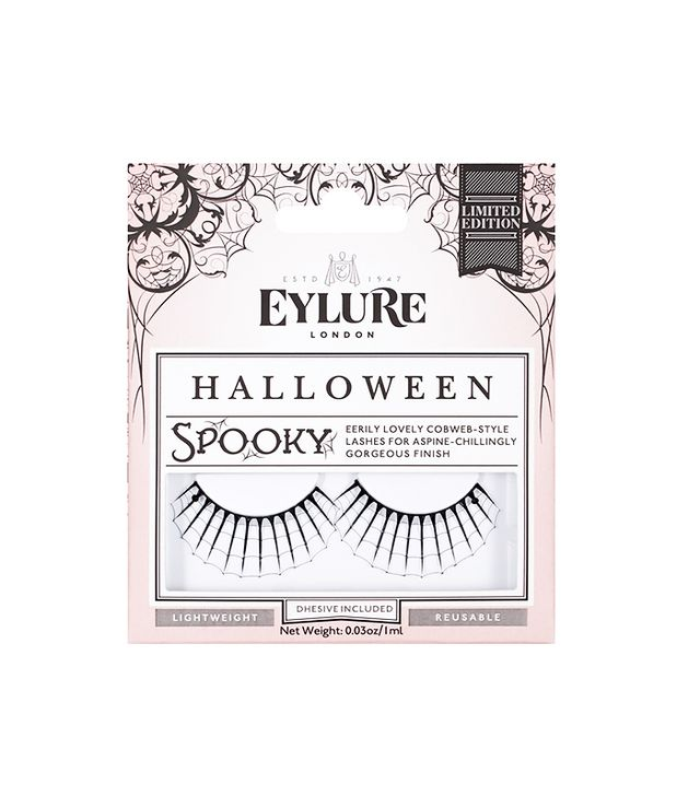 Eylure Halloween Lashes in Spooky and Batwing