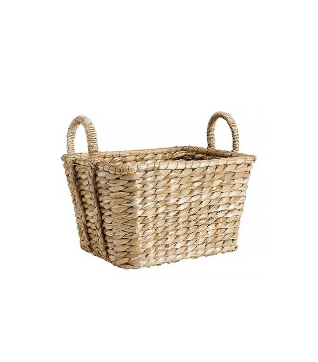 Ballard Designs Newport Braided Rectangular Basket