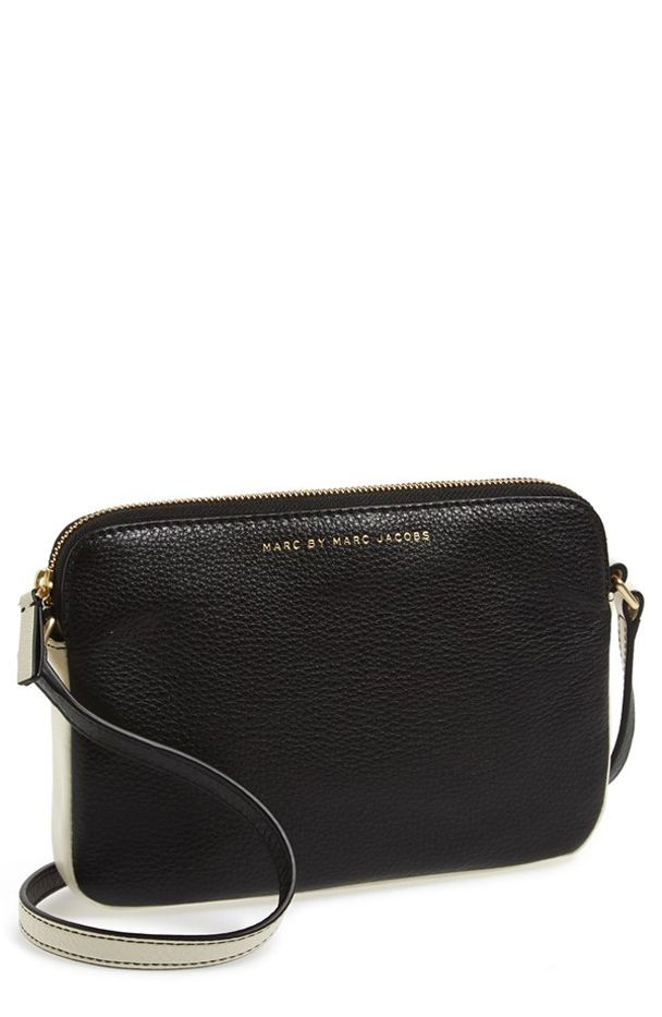 Marc by Marc Jacobs Sophisticato Dani Leather Crossbody