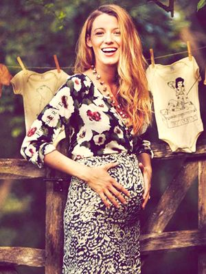 Blake Lively Had the Perfect Fall Baby Shower—See the Pics!