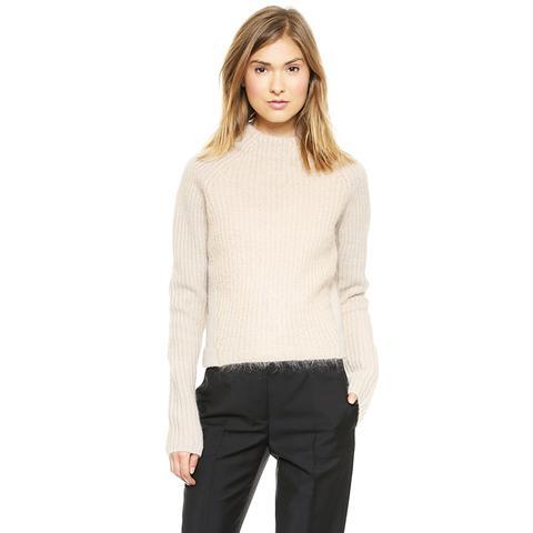 Loyal Mixed Knit Sweater