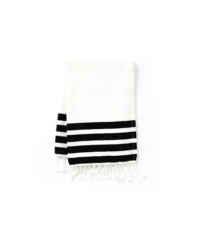 West Elm Dune Stripe Hand Towel