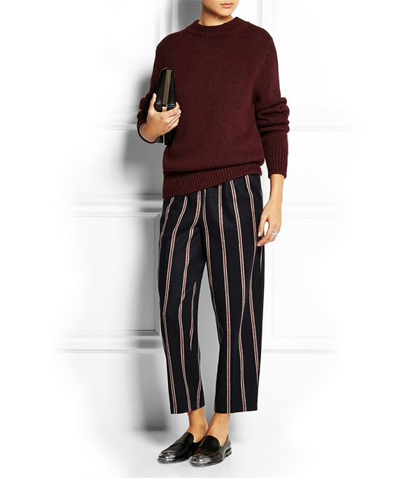 Outfit Inspiration! Here's How You Wear Wide-Leg Trousers ...