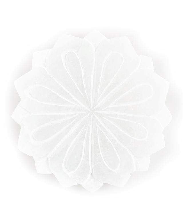 World Market Alabaster Lotus Soap Dish