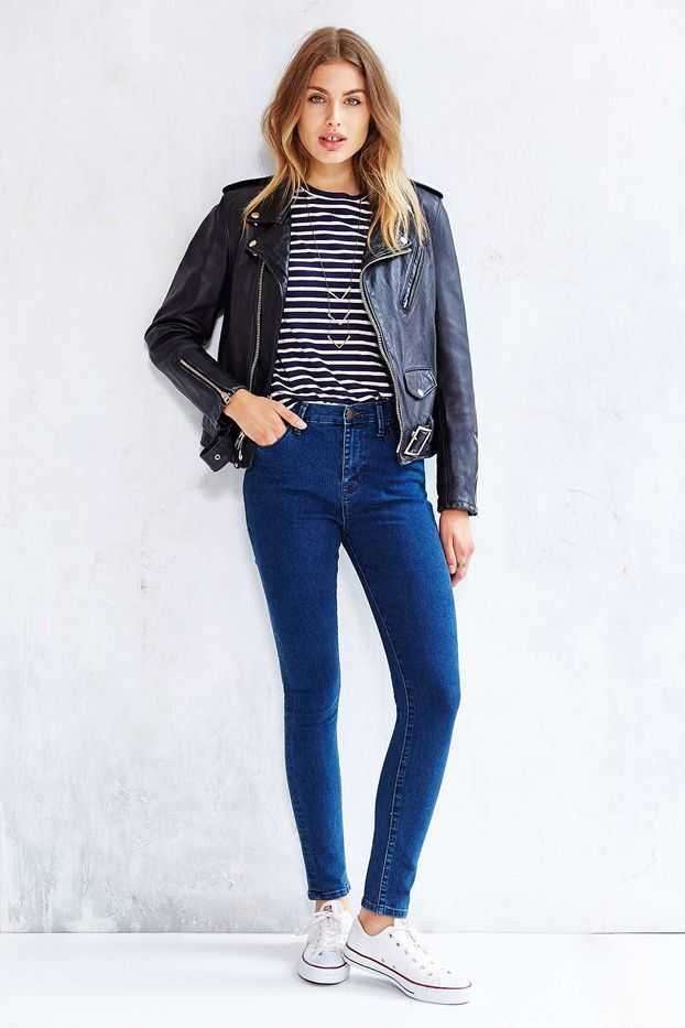 BDG Twig High-Rise Bianca Jeans