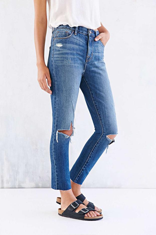 BDG Twig High-Rise Grazer Jeans